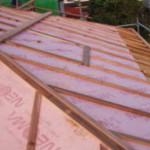 屋根 断熱材 外断熱工法