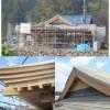 栃木市現場 屋根完成