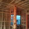 銘木の床柱