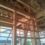 台風、地震に貫工法